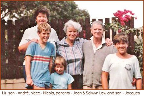 Photo of 3 generations