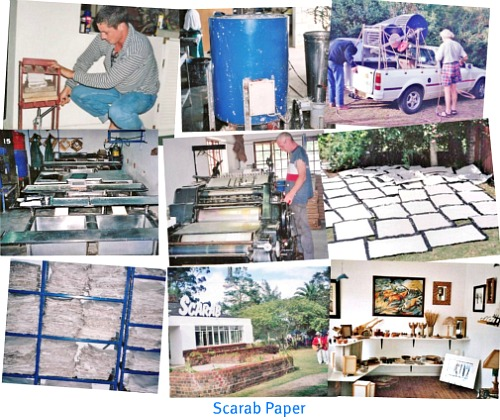 Scarab Paper business