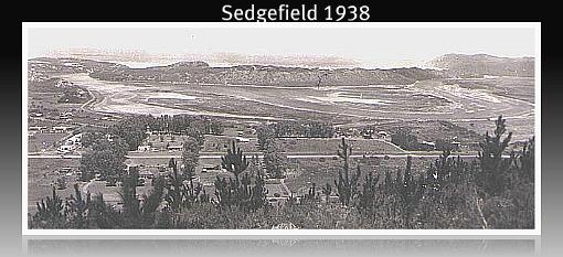 Sedgefield  history -1930's look