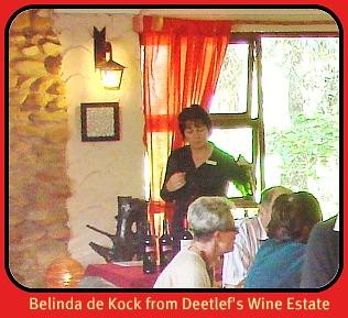 Belinda from Deetlefs