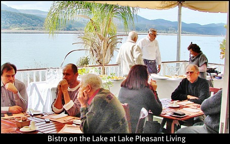 Bistro on the Lake