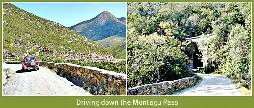 Montagu Pass return drive
