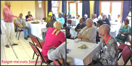 Masithandane's Senior Citizens Project