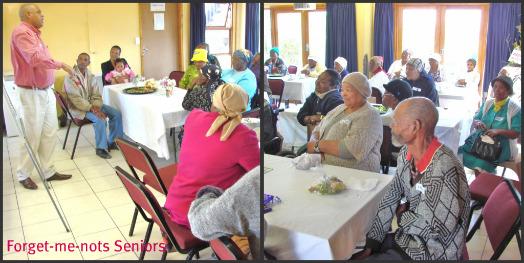Masithandane's Senior Citizens Project