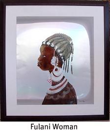 Fulani girl