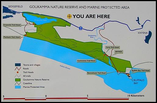 Goukamma Nature Reserve & Marine Protected Area
