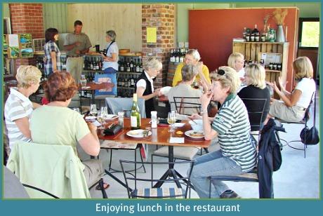 Herold Wines Restaurant