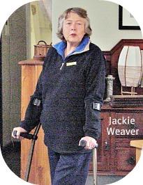Jacky Weaver of Masithandane
