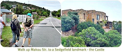 Walk up Makou Street