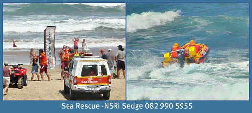 NSRI Sea Resue