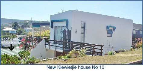 New Kingfisher house