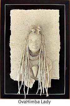 Ovahimba Lady