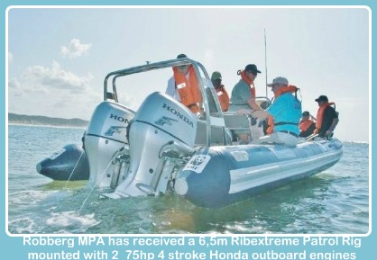 Ocean Patrol Rigs for the MPA