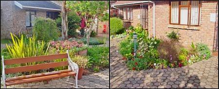 Sedgemeer Park gardens