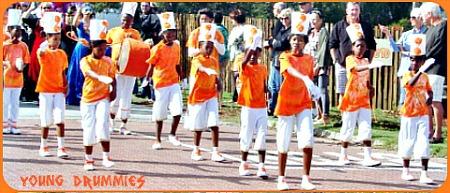 Smutsville Drummies