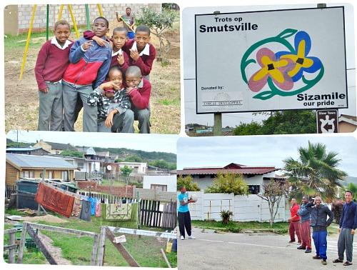 Smutsville School children