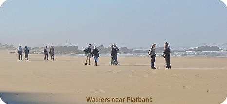 Walk from Myoli/Cola to Platbank