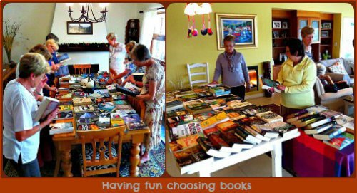 Choosing books
