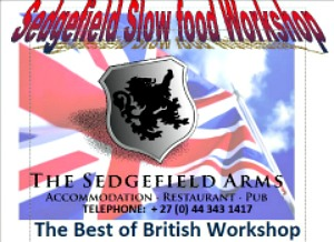 Best of British workshop