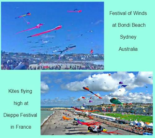 Other fabulous Kite Festivals
