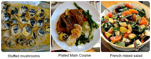 Flavour of FranceMain course