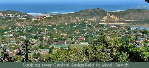 Sedgefield Central Suburbs
