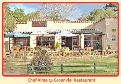 Chef Alma Restaurant