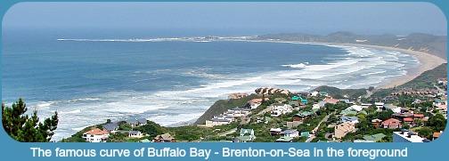 a view of Buffelsbaai