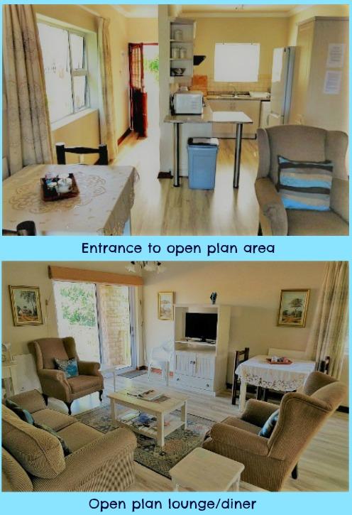 Open-plan studio