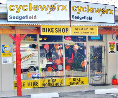 Sedgefield Cycleworx Bicycle Shop