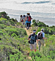 Buffalo Bay dune walk
