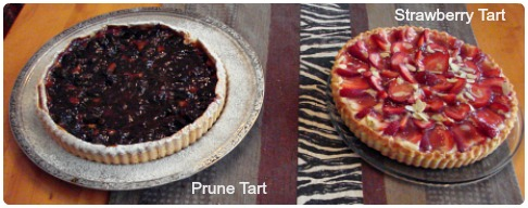 French tart