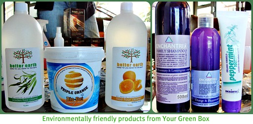 Green Box earth-kind products