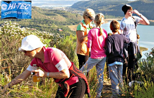 Blombos Trail in the Goukamma Nature Reserve