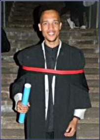 Holmes Graduation Day