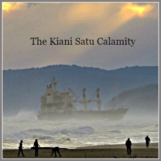 The calamity of the Kiani Satu