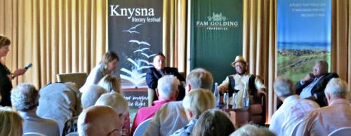An Event of the Knysna Literary Festival