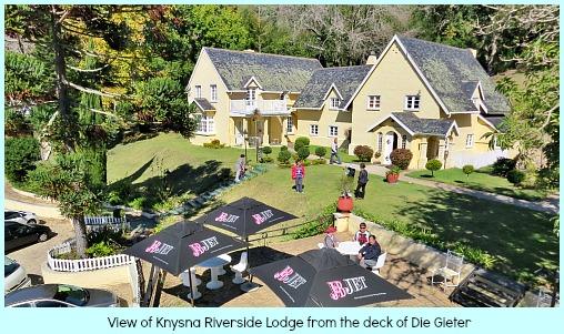 Knysna Riverside Lodge
