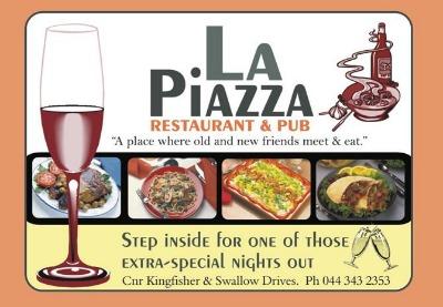 Restaurant & Pub La Piazza
