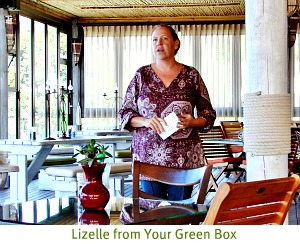 Lizelle of Your Green Box