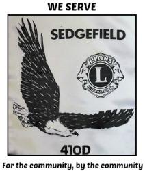 Sedgefield Lions logo