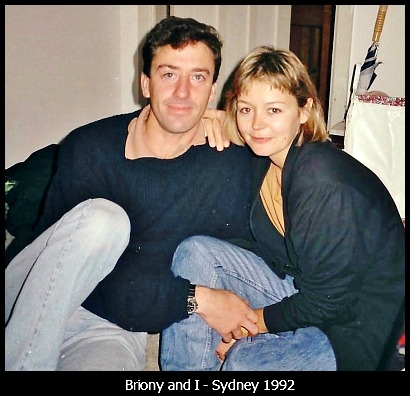 Martin and Briony 1992