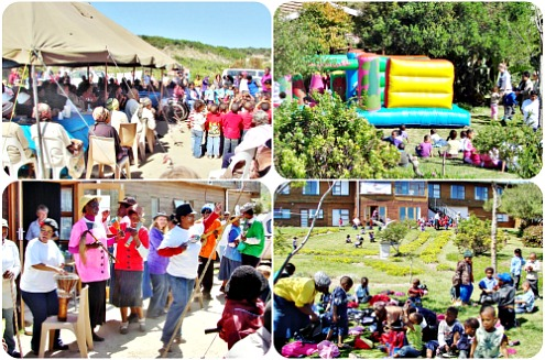 celebrations at Masithandane
