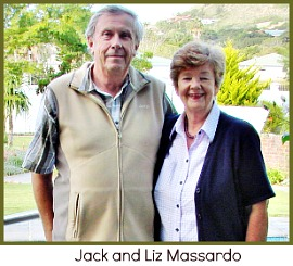 Jack and Liz Massardo