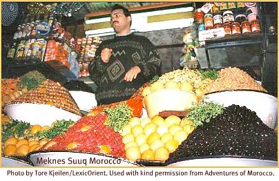 Mecnes Suuq, Morocco