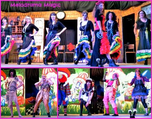 Melodrama Showtime magic