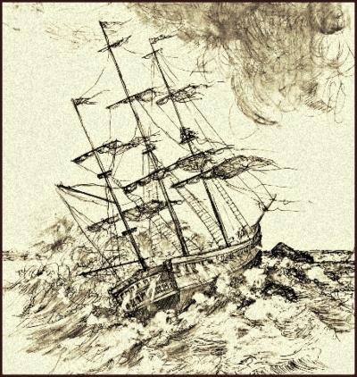 Nepaul Shipwreck