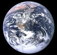 Climate change affecting our planet