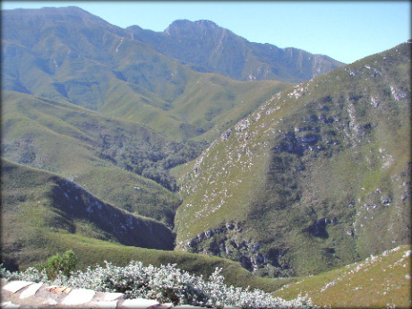 Outeniqua Mountain Pass