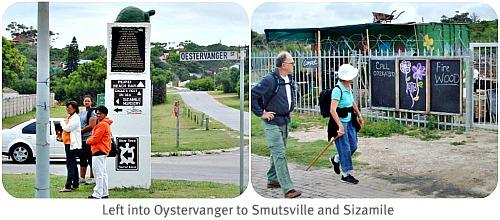 Oystervanger Road to Smutsville
